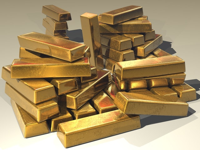 Zlato vás nezradí